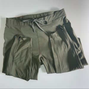 Adidas Green Running Climacool Leggings Size Large